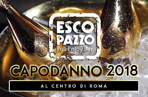 Capodanno 2018 Escopazzo al centro di Roma
