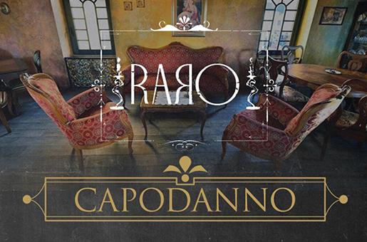 Capodanno Raro Ristorante Frascati 2018
