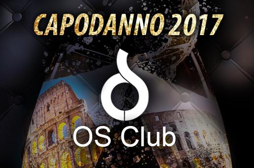 Capodanno Os Club Roma 2017