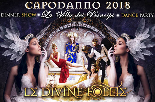 Capodanno Villa Dei Principi Roma 2018