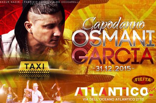 Capodanno Atlantico Live Roma 2016