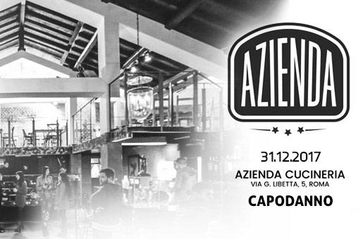 Capodanno Azienda Cucineria 2018