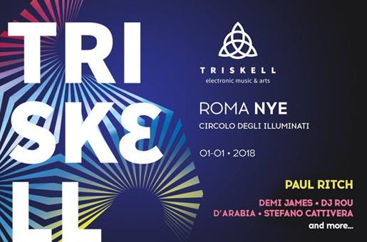 Capodanno Circolo degli Illuminati Roma 2018