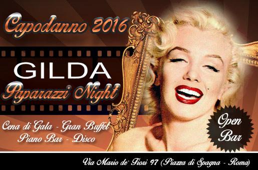Capodanno Gilda Roma 2016