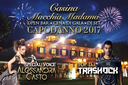 Capodanno Casina Macchia Madama 2017