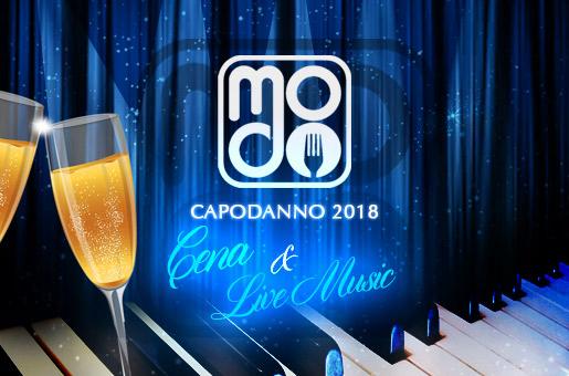 Capodanno Ristorante Modo Roma 2018
