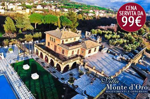 Capodanno Villa Monte d'oro