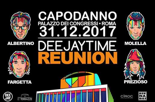 Capodanno Palazzo dei Congressi Roma 2018