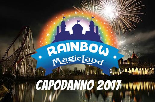 Capodanno Rainbow Magicland