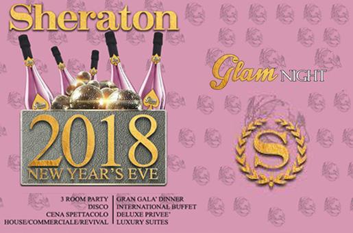 Capodanno Hotel Sheraton Roma Eur 2018