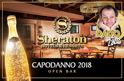 Capodanno Sheraton Golf Parco de Medici 2018