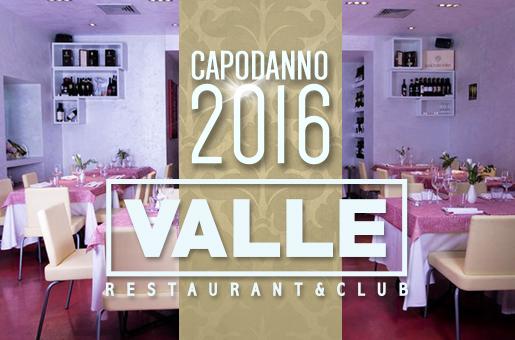 Capodanno Ristorante Valle Club Roma