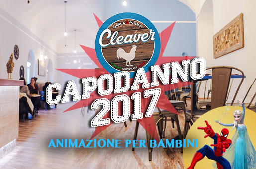 Capodanno Cleaver Frascati 2017
