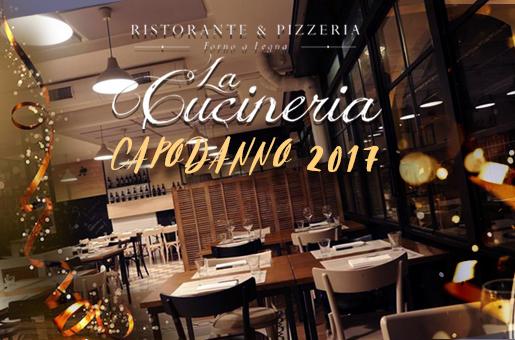 Capodanno La Cucineria 2017