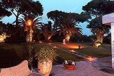 Capodanno Villa dei Principi Roma