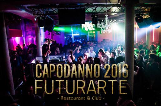 Capodanno Futurarte Roma 2016