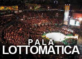 Capodanno Palalottomatica Roma 2016