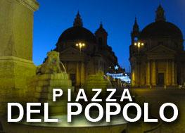 Capodanno Piazza del Popolo Roma 2016