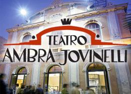 Capodanno Teatro Ambra Jovinelli Roma 2016