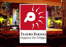 Capodanno Teatro Parioli Roma 2016