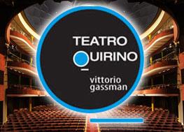 Capodanno Teatro Quirino Roma 2017