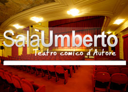 Capodanno Teatro Sala Umberto Roma 2016