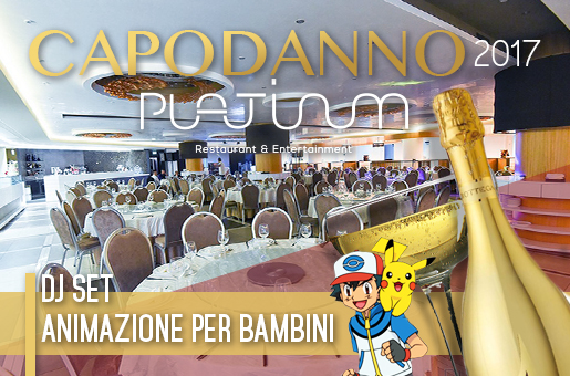 Capodanno Roma Platinum 2017