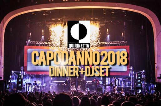 Capodanno Quirinetta Roma 2018