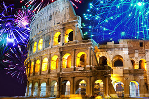 Image result for capodanno a roma