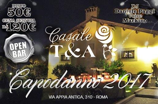 Capodanno Casale Tea 2017