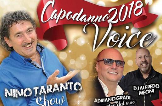Capodanno Voice Restaurant 2018